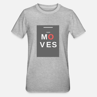 Moves MOVES - Unisex Polycotton T-Shirt