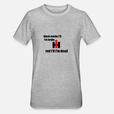 Internationale international harvester - Unisex Polycotton T-shirt