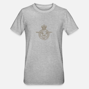 Royal Air Force Royal Air Force badge - Unisex Polycotton T-Shirt