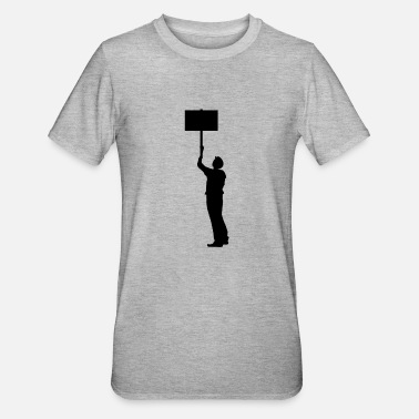 Demonstrant Demonstrant - Unisex Polycotton T-Shirt