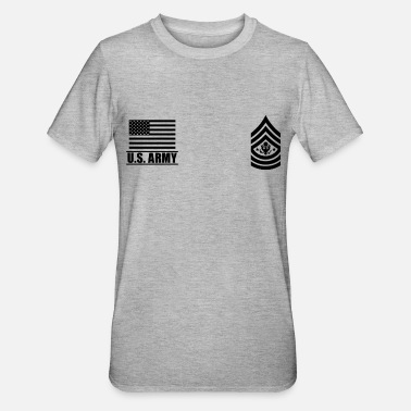 Sergeant Sergeant Major of the Army SMA US Army - Unisex Polycotton T-Shirt