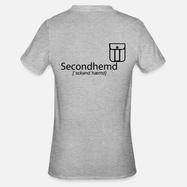 Second Hand Second Hand - Unisex Polycotton T-Shirt