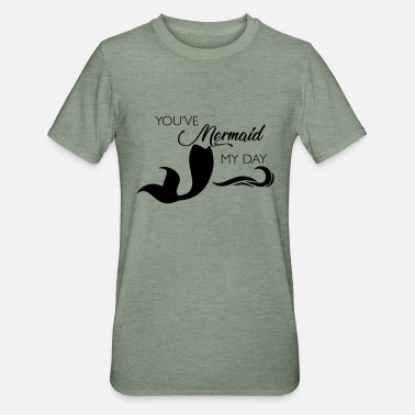 Mermaid - Unisex Polycotton T-Shirt