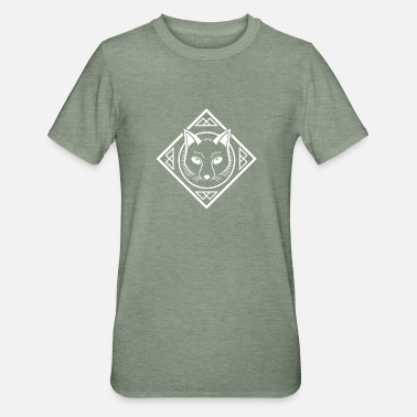 Icon Fuchs - Unisex Polycotton T-Shirt