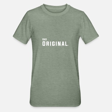 Original The original - Unisex Polycotton T-Shirt