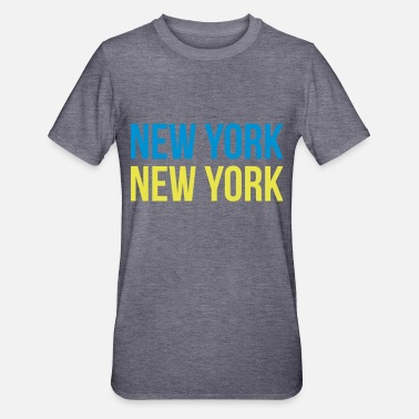 J Cole new york new york - Unisex Polycotton T-Shirt