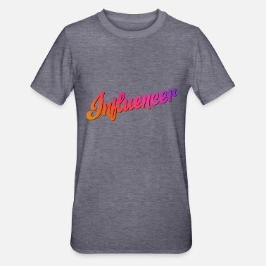 Instagram Influencer Instagram Youtube Youtuber - Unisex Polycotton T-Shirt