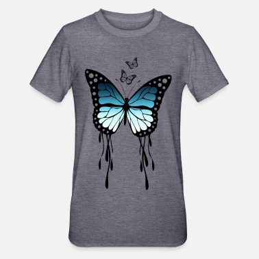 Butterfly Butterfly - Unisex Polycotton T-Shirt