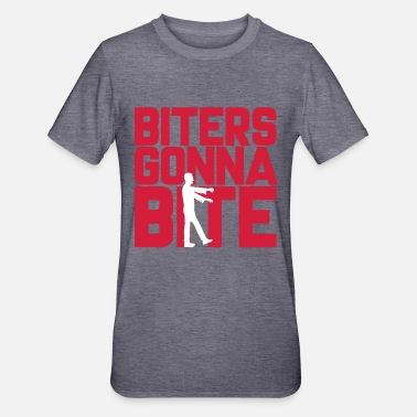 Bitter Biters gonna bite - Unisex polycotton T-shirt