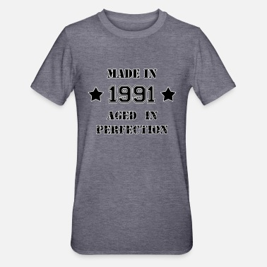 1991 Made in 1991 - Unisex Polycotton T-Shirt