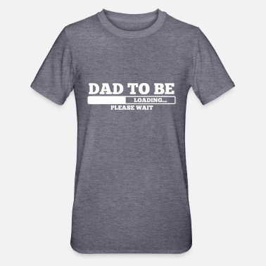 Dad To Be Dad to be - Unisex Polycotton T-Shirt