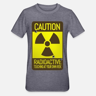 Radioactivity RADIOACTIVE - Unisex Polycotton T-Shirt