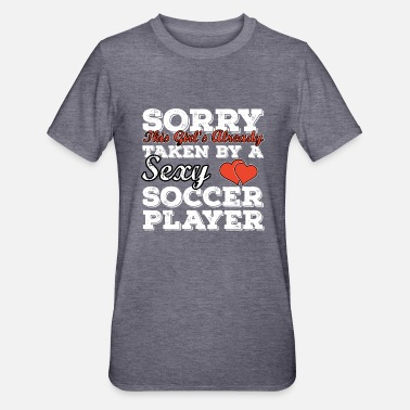 Soccer Player Soccer Player - Unisex Polycotton T-Shirt