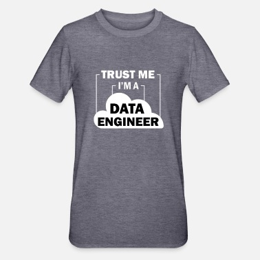 Data Preservation Data Engineer Data Science - Unisex Polycotton T-Shirt