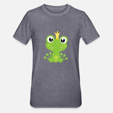 Prince Grenouille prince grenouille - T-shirt polycoton Unisexe