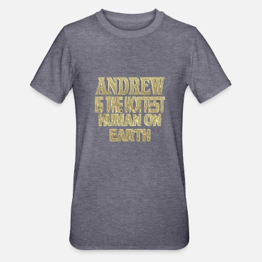 Andrew Andrew - Unisex Polycotton T-Shirt