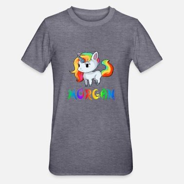 Morgan Unicorn Morgan - Unisex Polycotton T-shirt