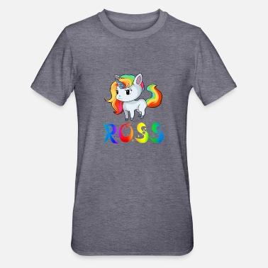 Ross Unicorn Ross - T-shirt polycoton Unisexe
