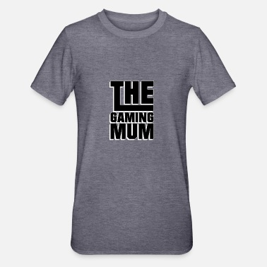 Gaming The Gaming Mum - Juegos - Camiseta en polialgodón unisex