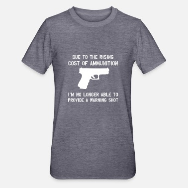 Cannon Shooting pistol rifle weapon hunting chasing shooting - Unisex Polycotton T-Shirt