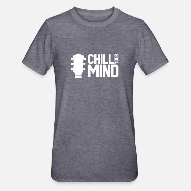 Chill Your Mind - Unisex Polycotton T-Shirt
