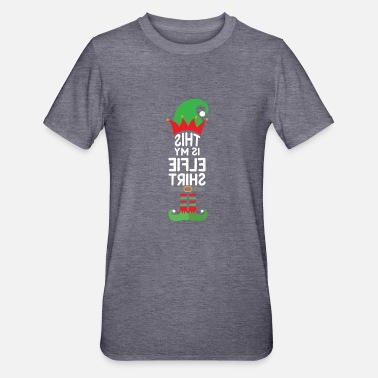 This Is My Elfie Shirt - Unisex Polycotton T-Shirt