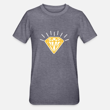 Shiny Shiny Diamond - Polycotton-T-shirt unisex