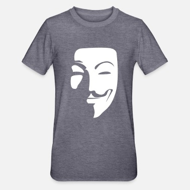 Vendetta Guy Fawkes - Unisex Polycotton T-Shirt