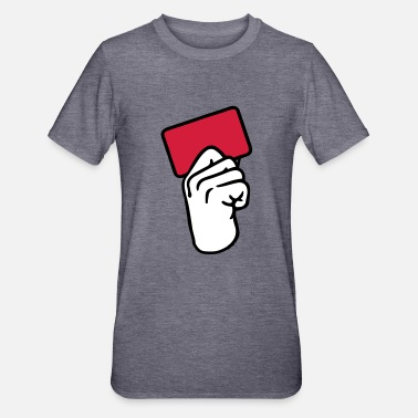 Red Card Red Card - Unisex Polycotton T-Shirt