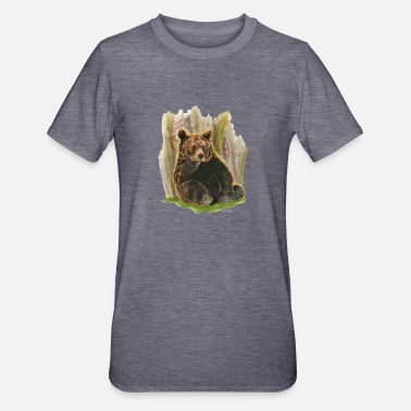 Grizzly - Unisex Polycotton T-Shirt