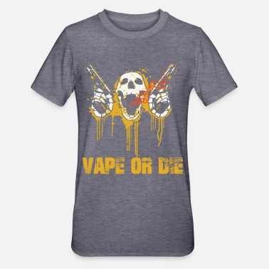 VAPE OR DIE - Unisex Polycotton T-Shirt