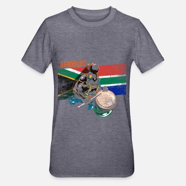 Afro-beat Afro Beat Africa - Unisex polycotton T-shirt