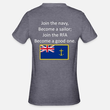 Royal Join the RFA - Unisex Polycotton T-Shirt