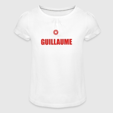 Gift it sa birthday thing understand GUILLAUM - Girl's T-Shirt with Ruffles