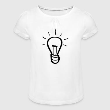 suchbegriff 39 idee gl hbirne 39 t shirts online bestellen spreadshirt. Black Bedroom Furniture Sets. Home Design Ideas