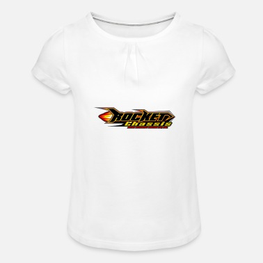 Missiles Missile chassis - Girls' Ruffle T-Shirt
