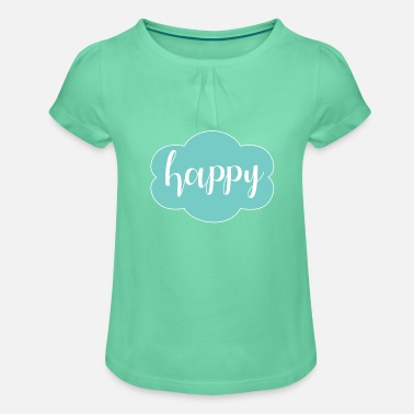 Luck luck - Girls' Ruffle T-Shirt