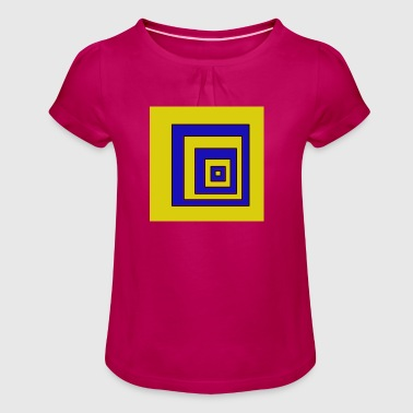tunnel - Girl's T-Shirt with Ruffles
