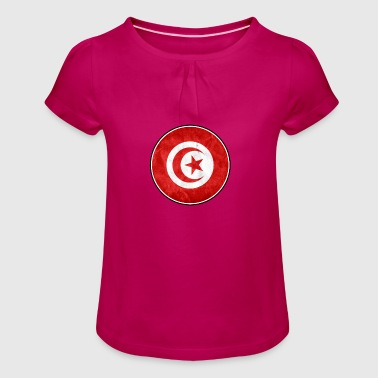 Turkey Ankara Istanbul - Girl's T-Shirt with Ruffles