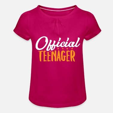 Teenagers Teen Girl Tennis Heartbeat Printed Long Sleeve 100/% Cotton T-Shirts