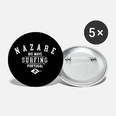 Award NAZARE BIG WAVE SURFING PORTUGAL - Small Buttons