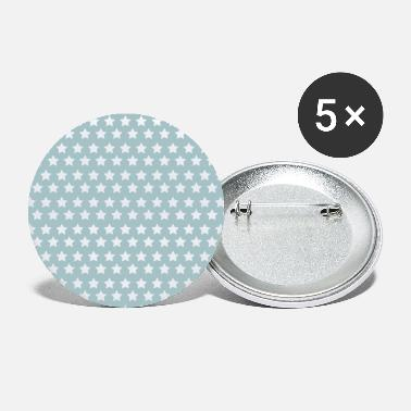 Pattern Pattern stars (patterned) - Small Buttons