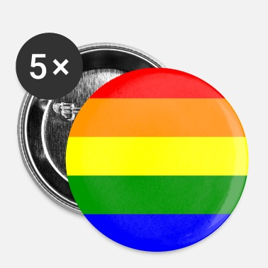 Lgbt LGBT PRIDE - Badge petit 25 mm