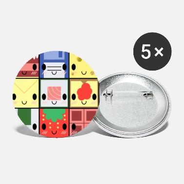 Kawaii BLI KAWAII - Små buttons