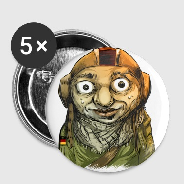 pilote - Badge petit 25 mm