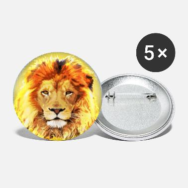 Insignia Lion Insignia - Small Buttons