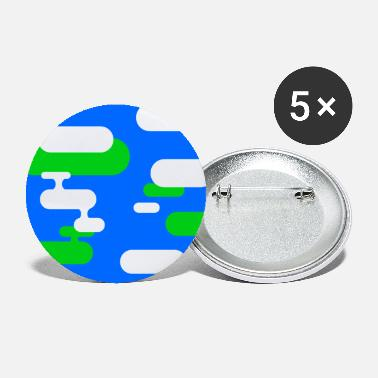 Illustration Earth illustration - Small Buttons