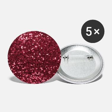 Glamour Rose Pink Glamour - Buttons klein