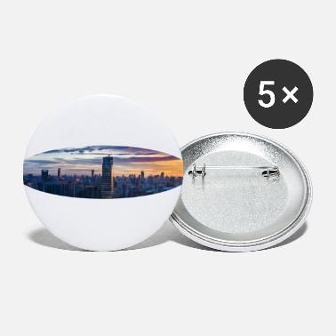 New York New York - Buttons klein
