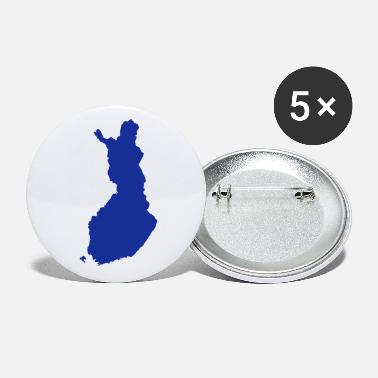 Finland Finland - Small Buttons